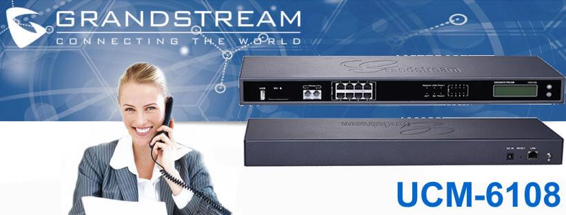 Grandstream UCM6108 dubai