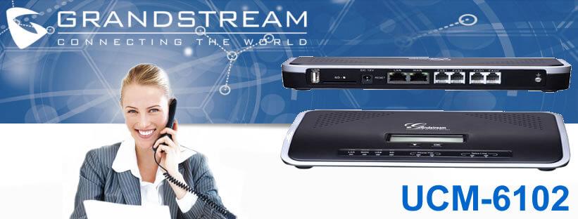 Grandstream UCM-6102 dubai