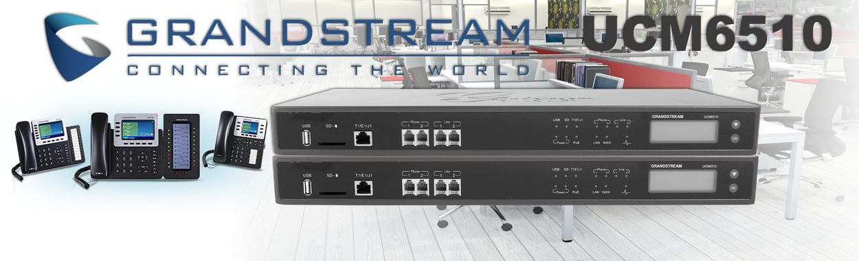 grandstream ip pbx ucm6510